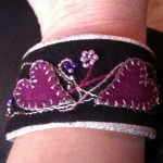 Armband 4 cm