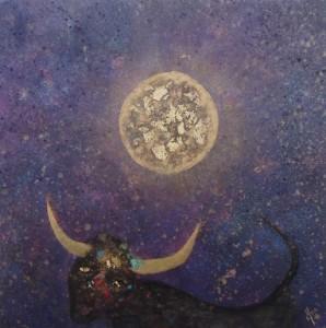 Tjur i månsken 2010
